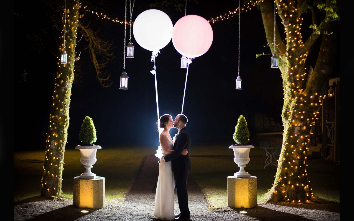 DEE & ROB - CLONWILLIAM HOUSE, CO. WICKLOW
