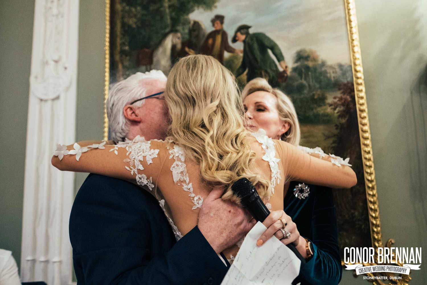 Luttrellstown Castle Wedding Photography by Conor Brennan Photography, Dublin Ireland