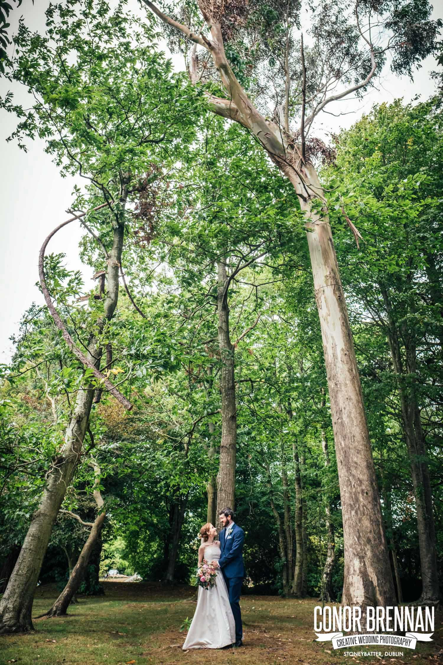 Tinakilly House Wedding Photography by Conor Brennan Photography, Ireland