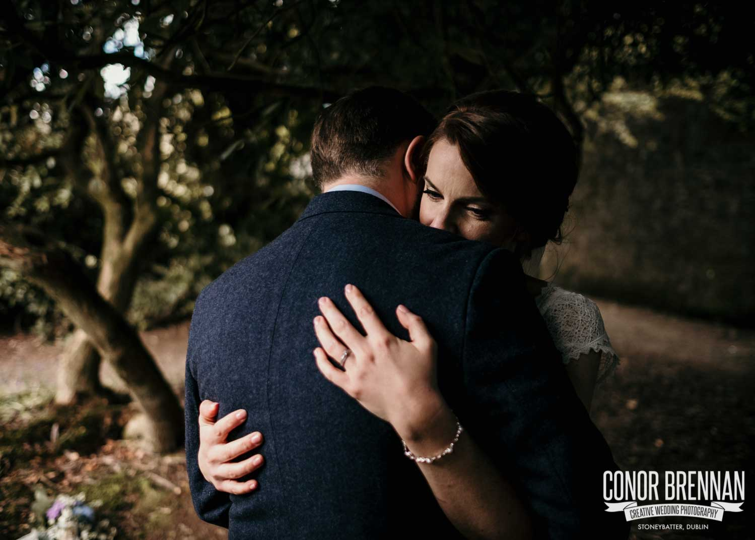 Ballyvolane House Wedding Captured by Conor Brennan Photography