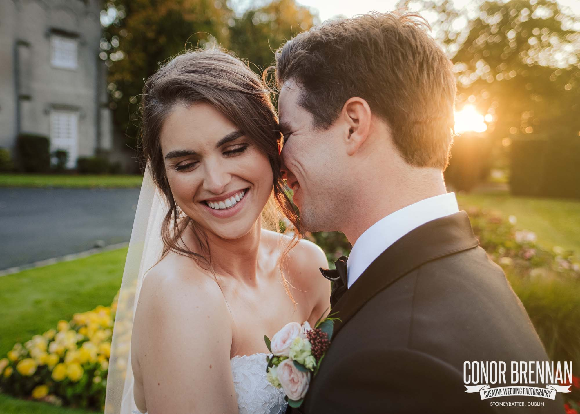 Luttrellstown Castle Wedding Photography by Conor Brennan Photography Dublin